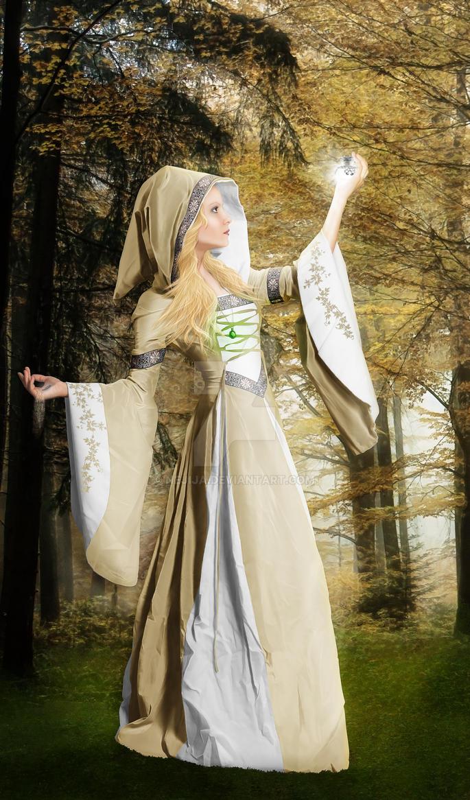 The Lady of Light by Nejija