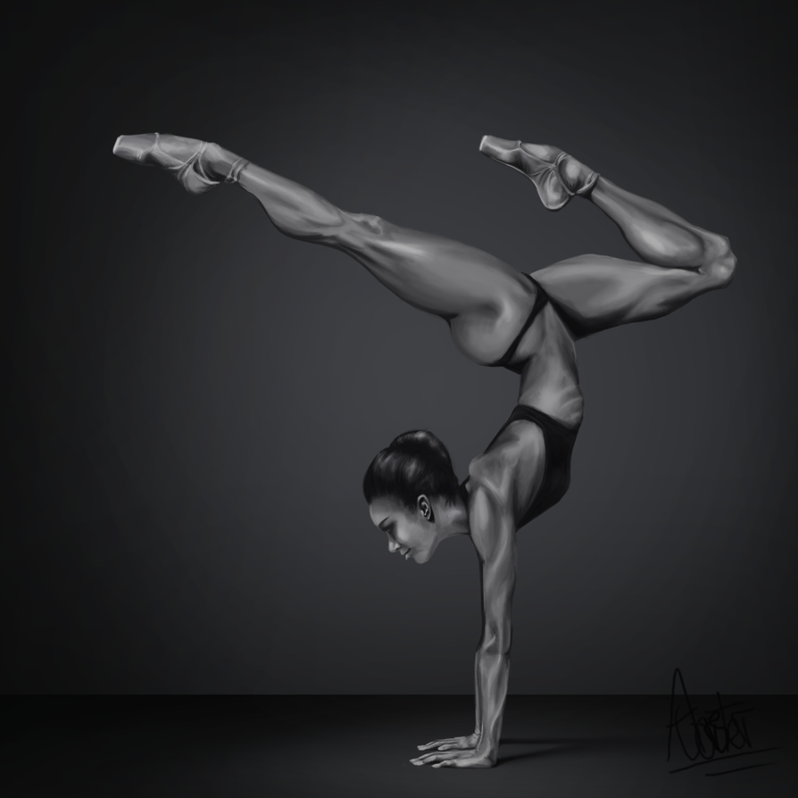 Misty Copeland by STIGA17
