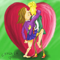 Draco and Hermione in Love
