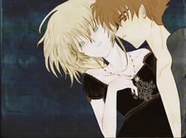 Vampire Chronicles Tsubasa by makaomi