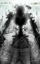 The old iron colossus