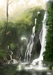 Fairies' bath - day