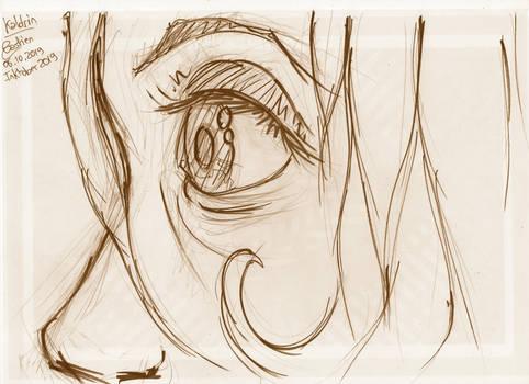 Eye - Inktober #5