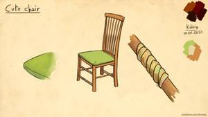 Cute chair design