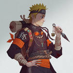 Naruto Redesign by andres1984