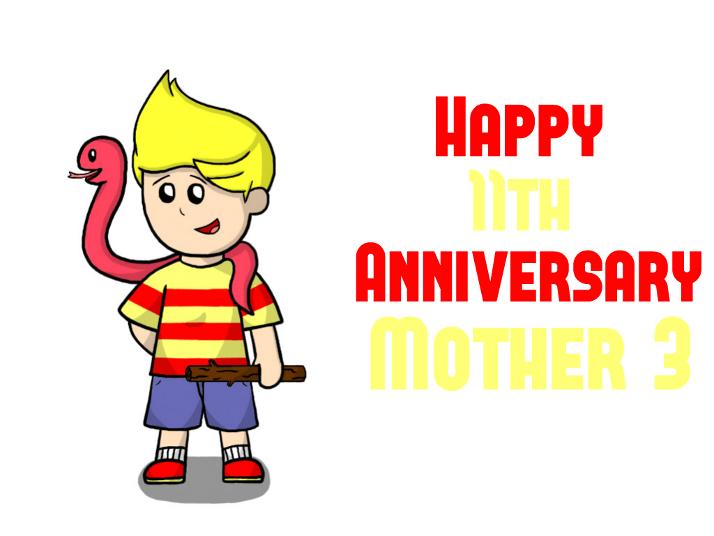Belated Happy Anniversary Mother 3 By Wumpakid101 On Deviantart
