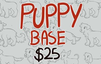 PUPPY BASE - PAY TO USE BASE