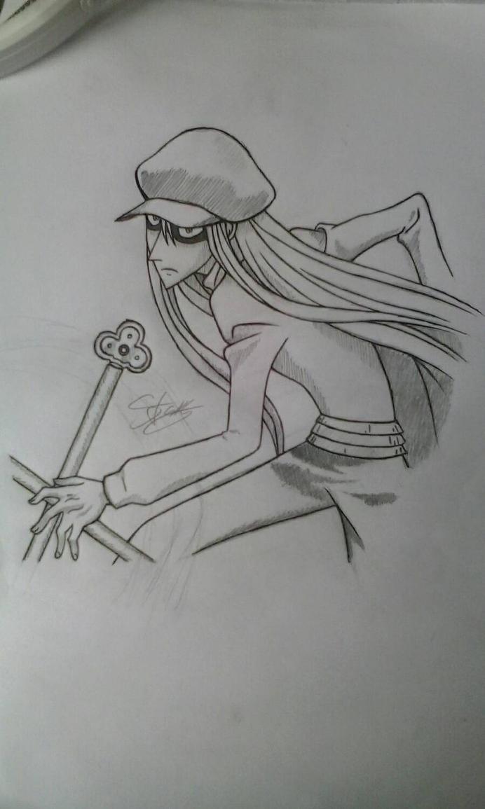 hxh kaito by ElenaChiyan
