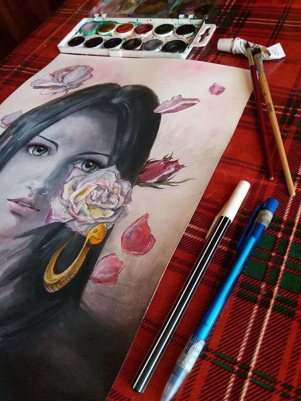 Boa Hancock by ElenaChiyan