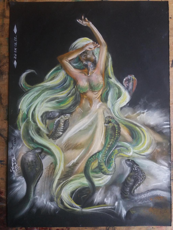 Amy by ElenaChiyan