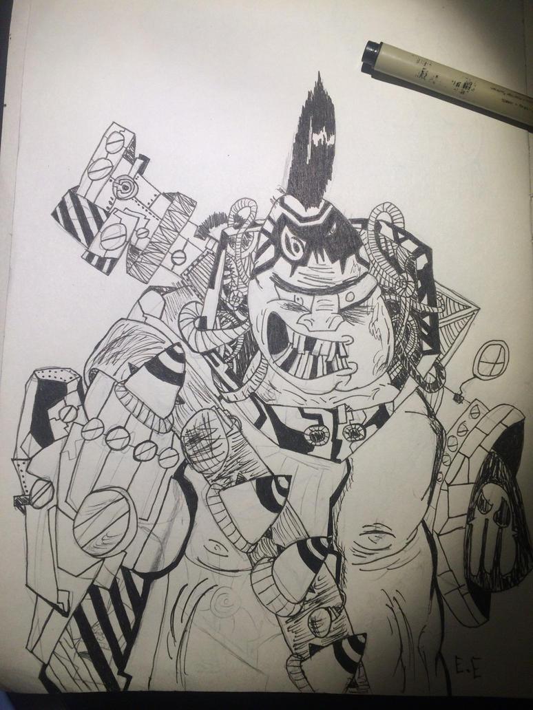 BONJO (finished) by eric7474747