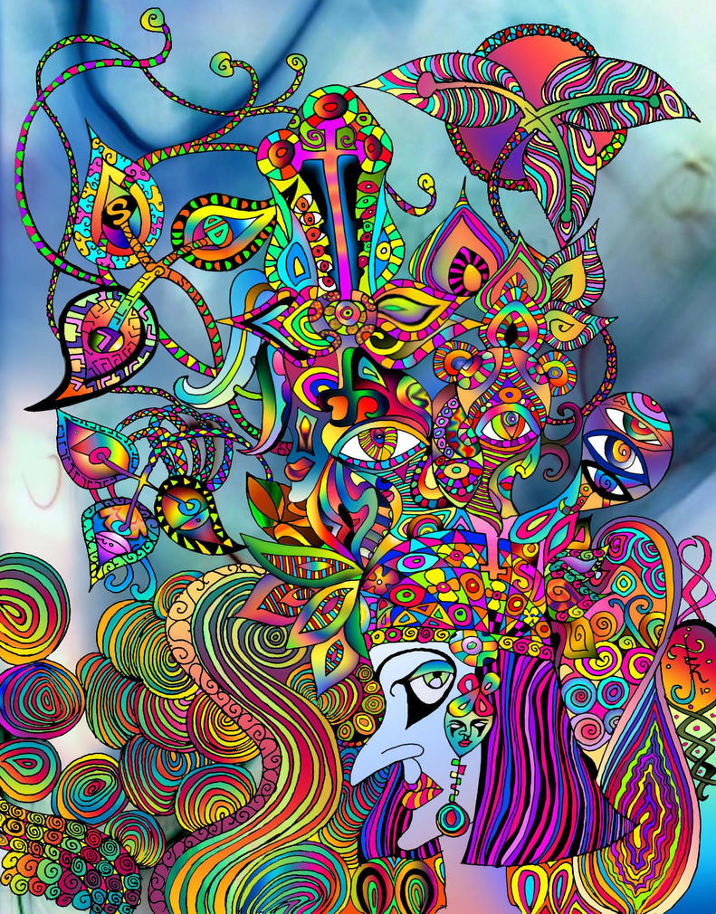 lucy in the sky with diamonds2 by tzakol on deviantart