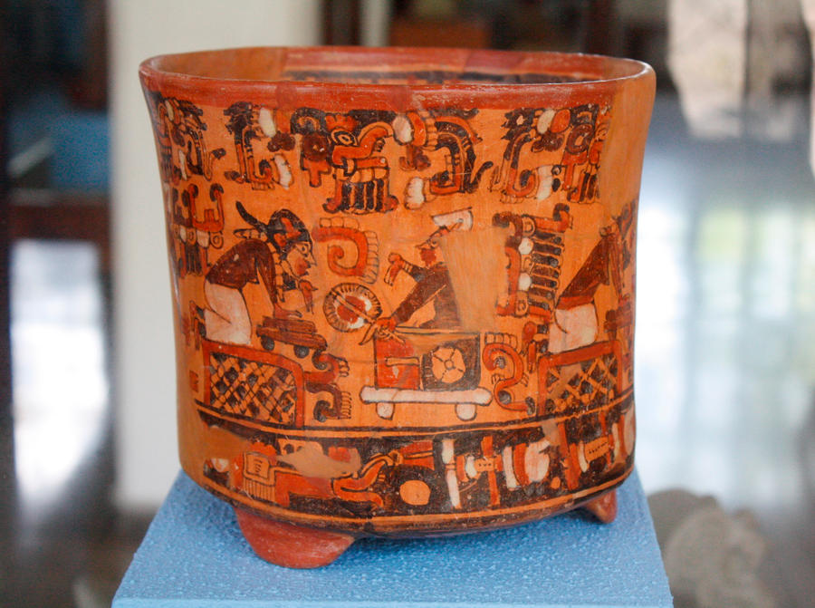 Ceramica ulua by tzakol on deviantart - Ceramica san pedro ...