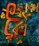 Hun Kame, the Lord of Death