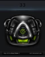 Battlebay entry - Black-Green by m1r1
