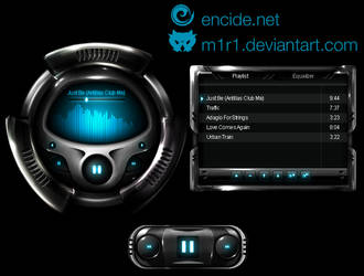 Nuvian Media Player by m1r1