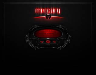 Mercury Interface by m1r1