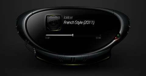 FrenchStyle Audio Player
