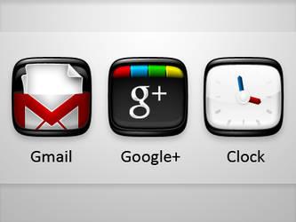 'Press Me' Icons