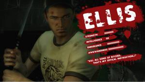 Left 4 Dead 2 Ellis Stats