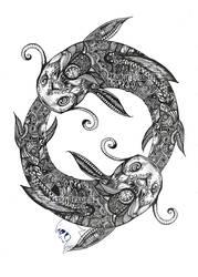 Pisces by Snowy-Ninja