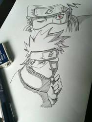 Kakashi Doodle