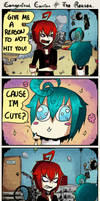 Congenital Carrion #  The Reason.. by evekomix