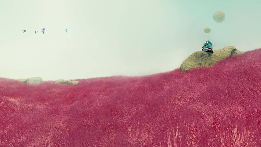 Planet 21(image 2) by benjaminmel