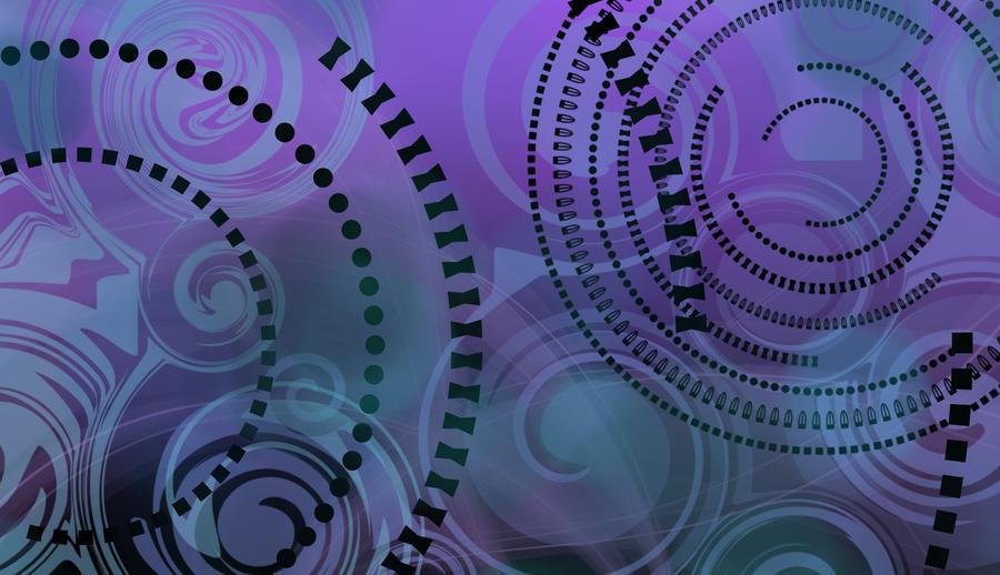 purple wallpaper by RainbowAurora