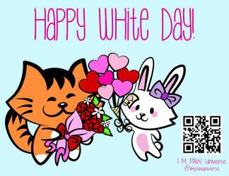 KikiMoji Happy White Day 2020