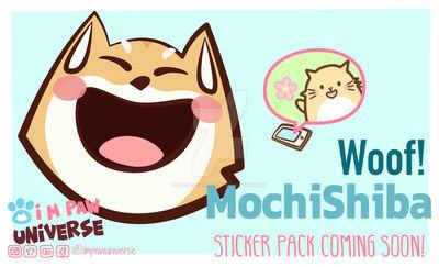 MochiShiba promo