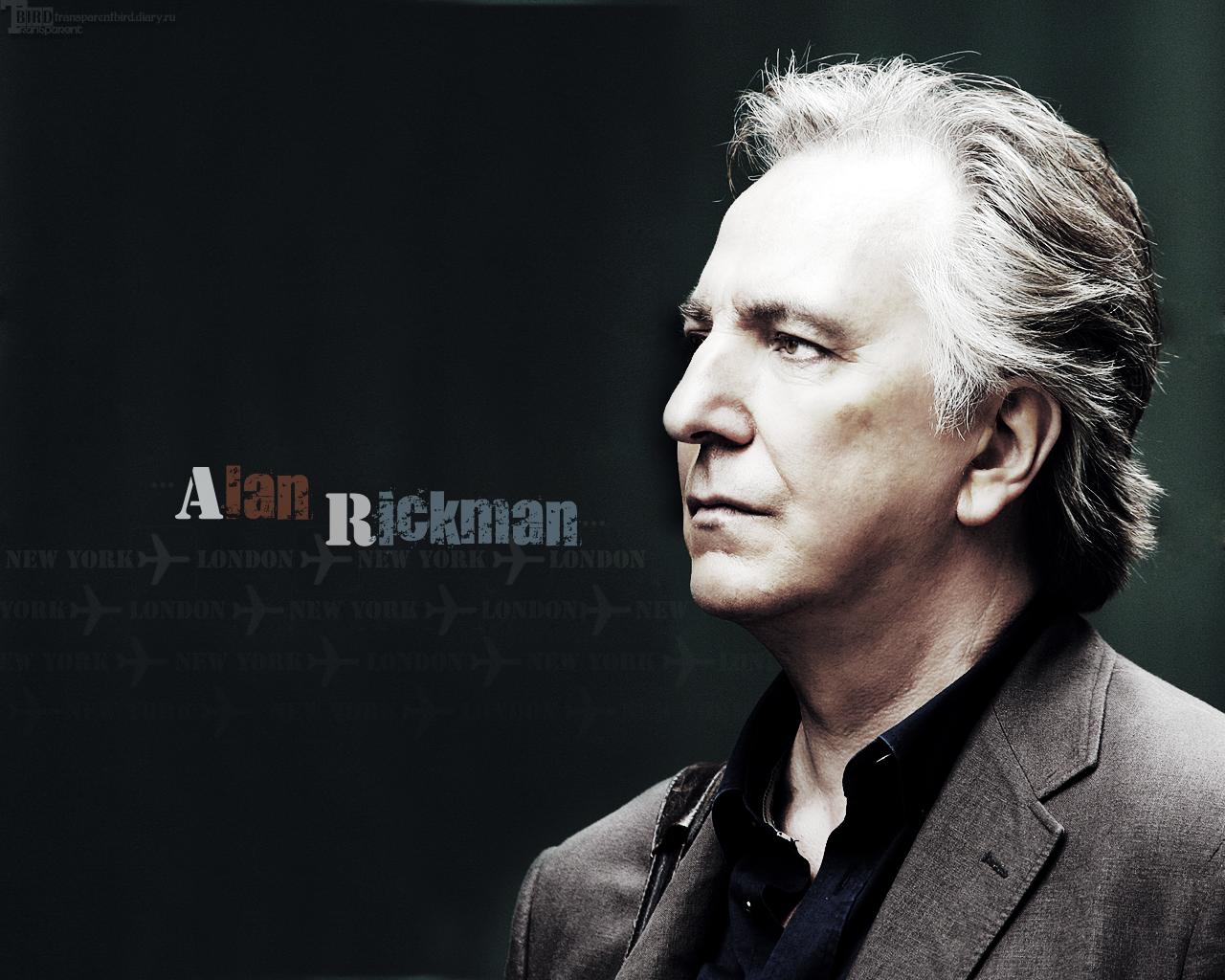 Alan Rickman - wallpaper 12 by transparentbird
