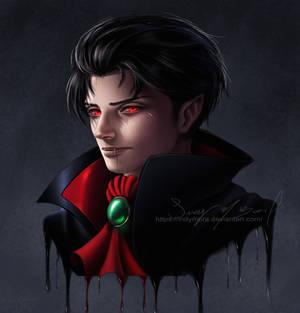 Vampire Levi Rivaille
