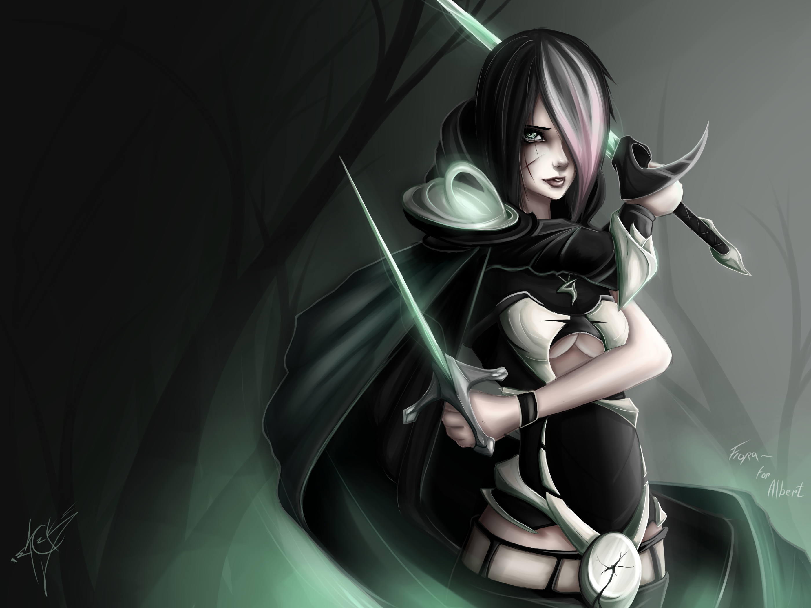 Fiora by ZackArgunov on DeviantArt
