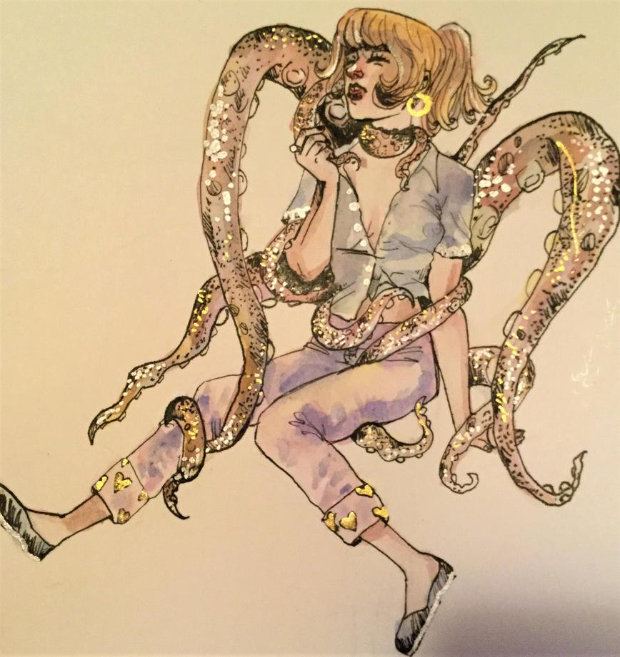 tentacles by lLiar