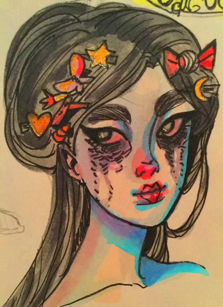 eye candy by lLiar