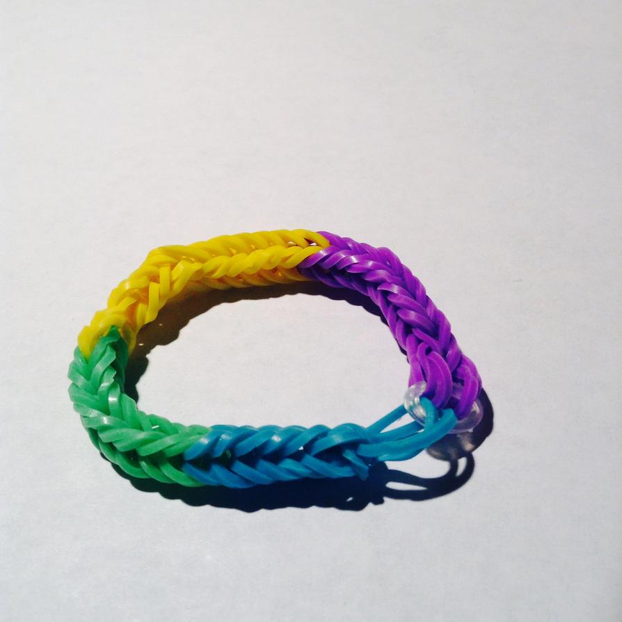 First bracelet by rosetyeler2334