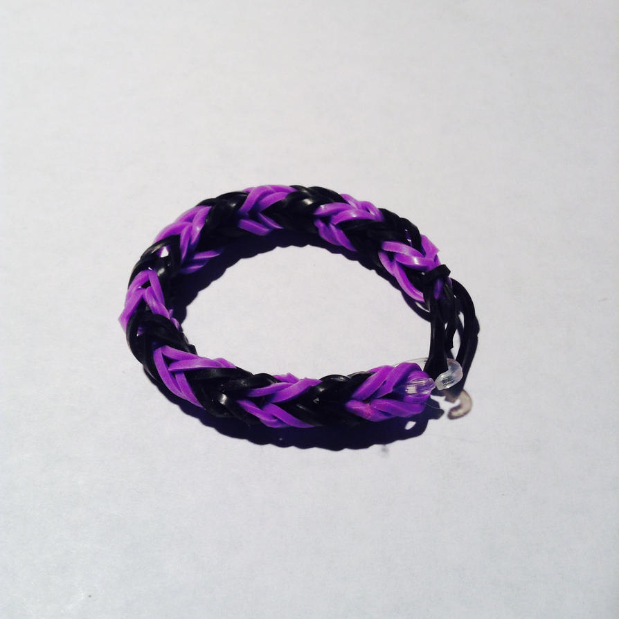 Ender dragon bracelet by rosetyeler2334