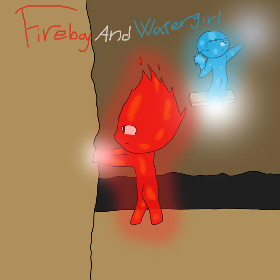 watergirl and fireboy 5