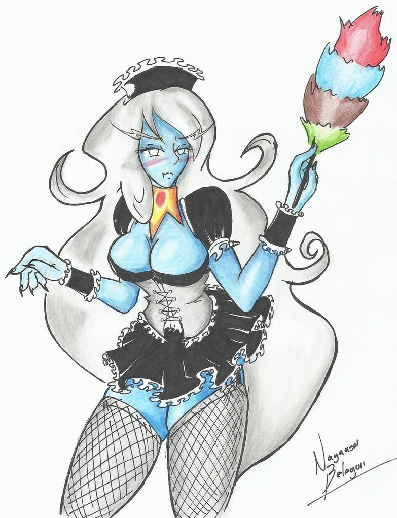 Ice Maid by NayaaseBeleguii