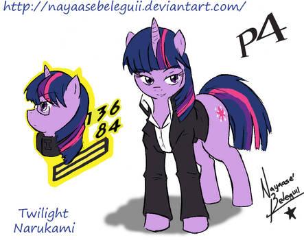 Ponysona4 Twi Narukami