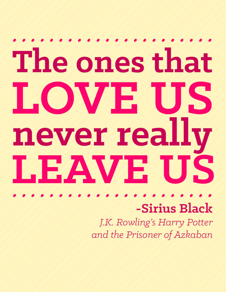 Sirius Black Love Quote By Darkchronix95 ...
