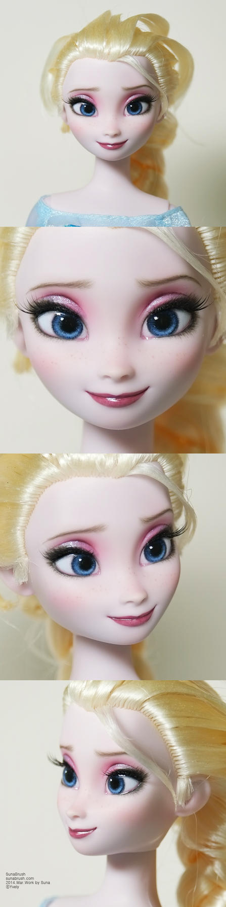 Elsa by Yvely