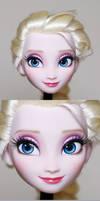 SunaBrush Doll Face-up