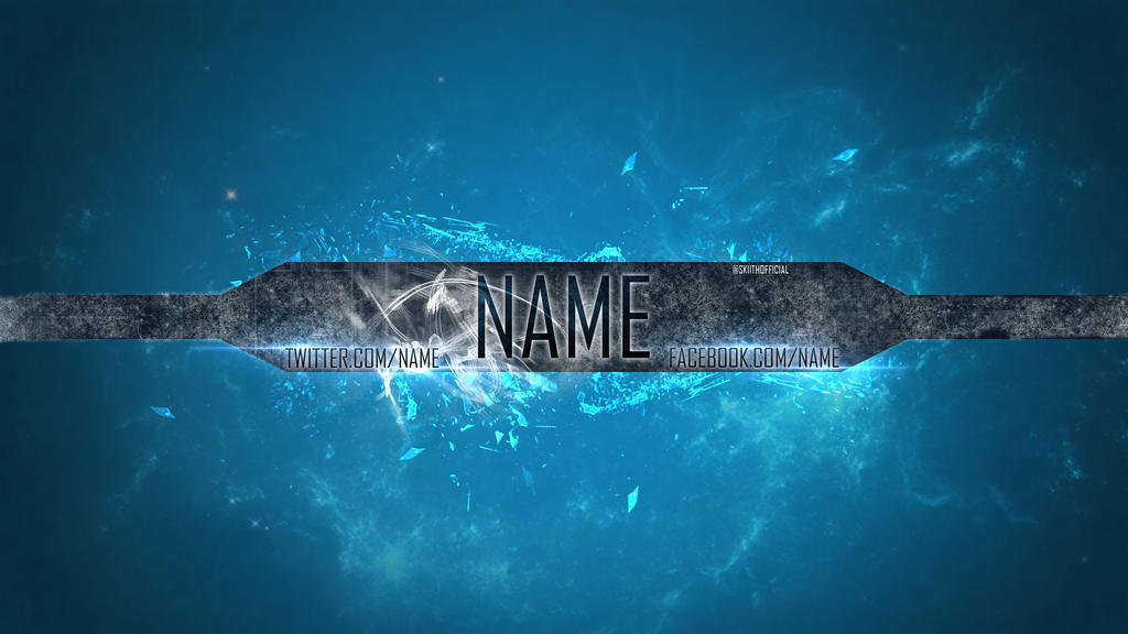 Channel art template 1 blue space by skiithofficial on deviantart channel art template 1 blue space by skiithofficial pronofoot35fo Images
