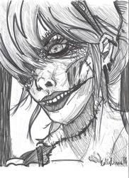 Zombie. Me. by MsTwennyFaahve