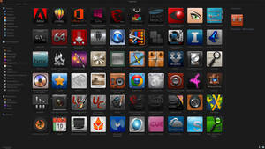 Windows 8.1 Pro Apps Part 1 (Black Mist Theme)