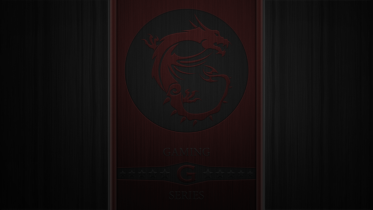 Msi Gaming Wallpaper 1920x1080 Px By Agamemmnon On DeviantArt