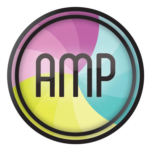 AMP logo by craftpip o...