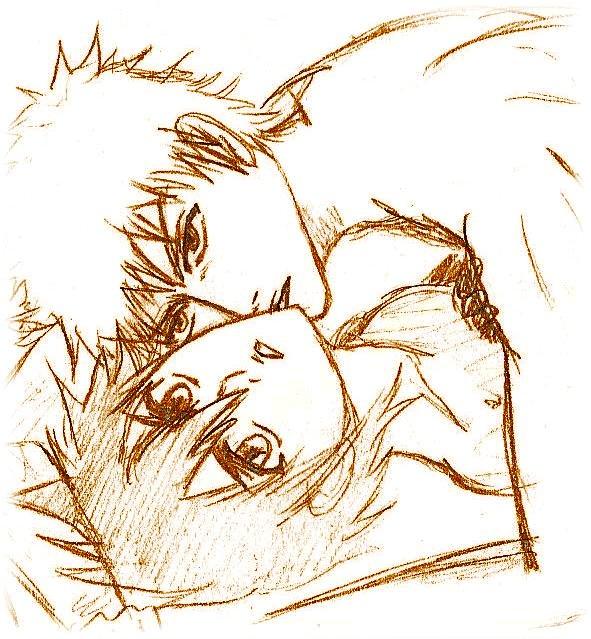 Tatsuki and Ichigo by Starlightracer